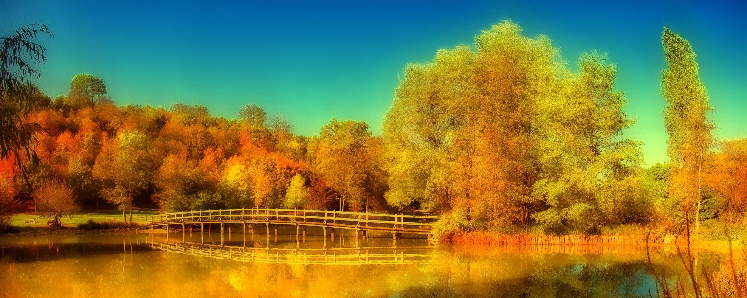 Herbst Aus Der Sicht Von Feng Shui
